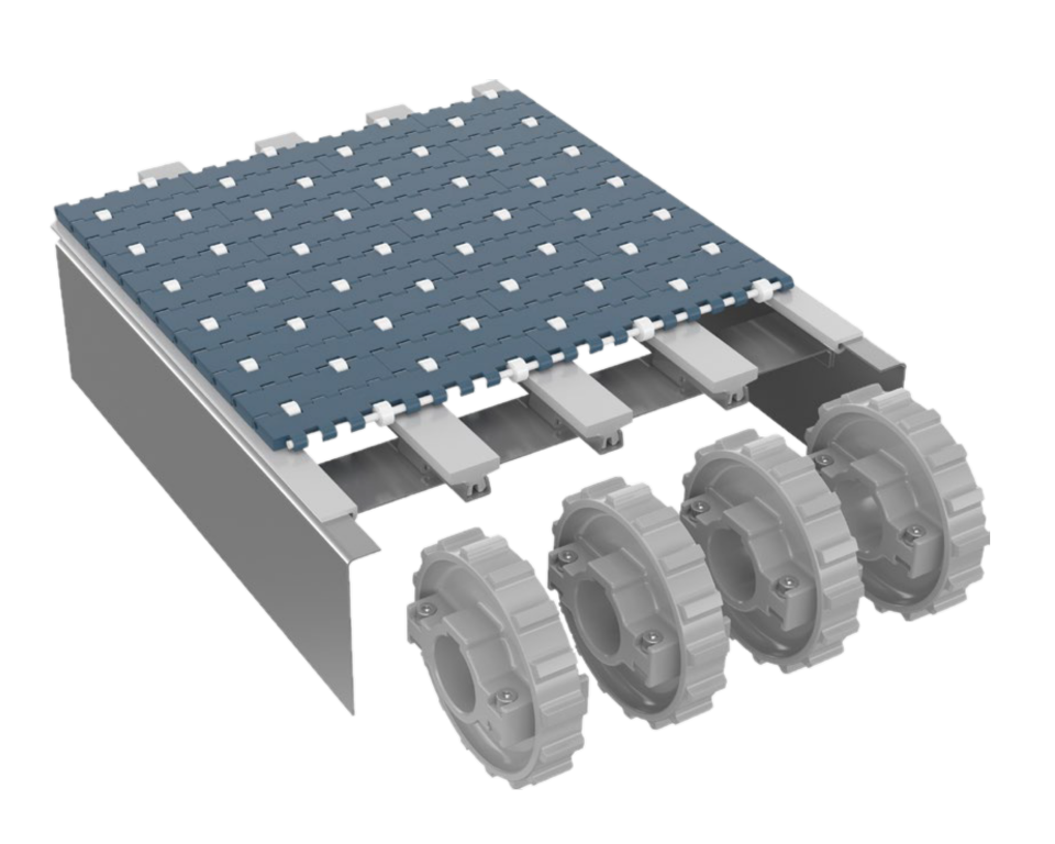роликовые переходы для конвейеров